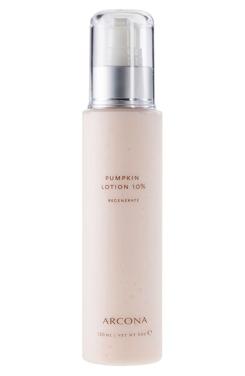 ARCONA Pumpkin Body Lotion 10% Regenerate, Main, color, NO COLOR
