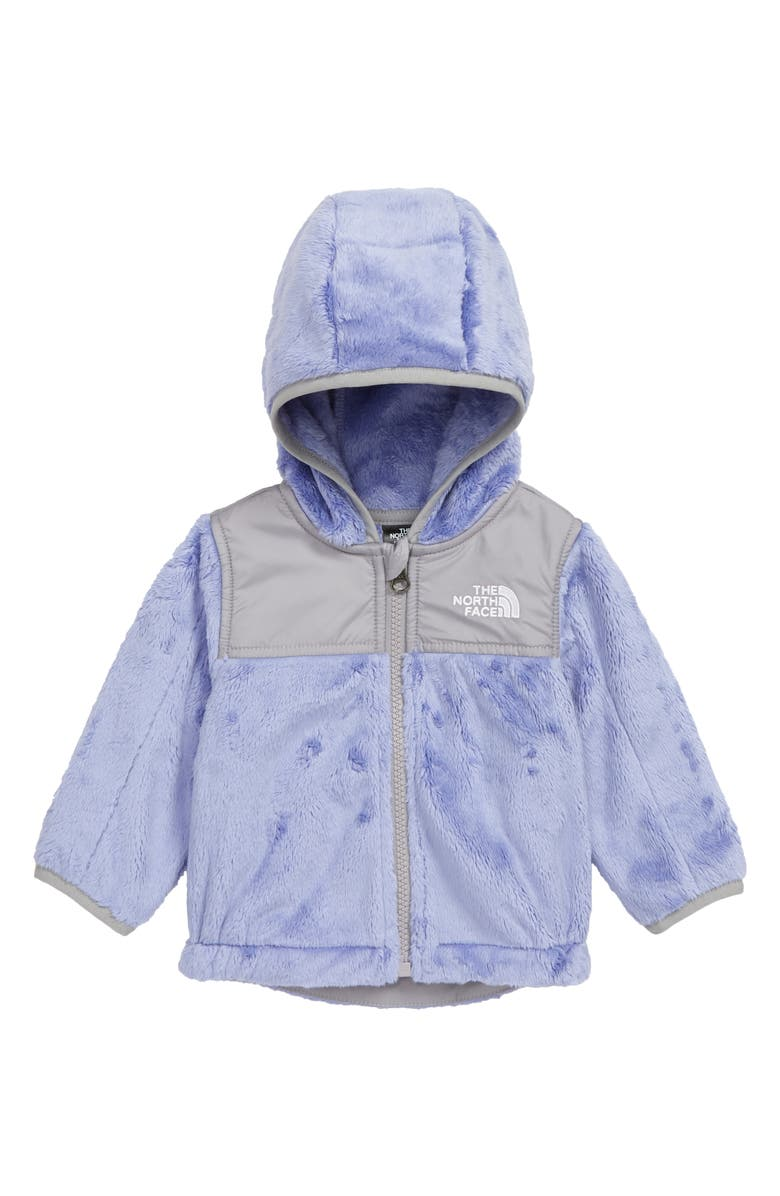 THE NORTH FACE Oso Zip Fleece Hoodie, Main, color, 510