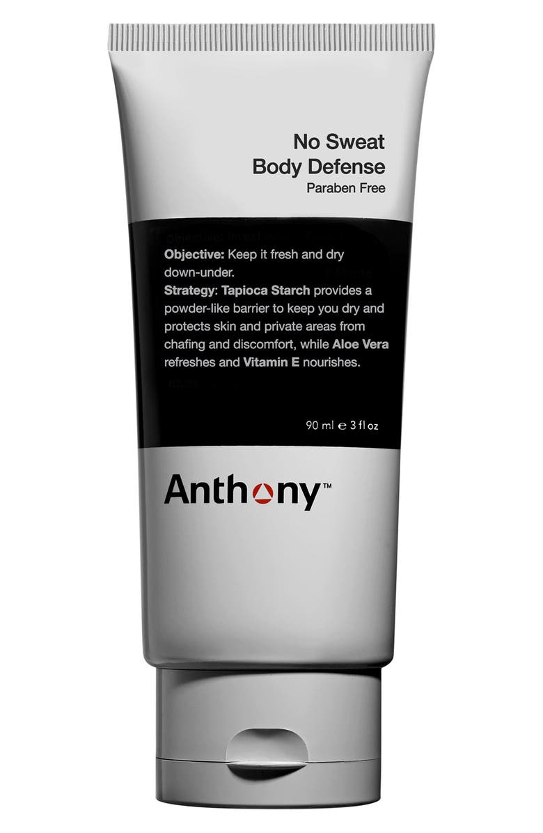 ANTHONY<SUP>™</SUP> No Sweat Body Defense, Main, color, 000