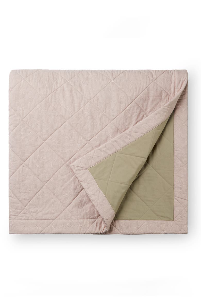 SFERRA Sinna Quilted Coverlet, Main, color, 650