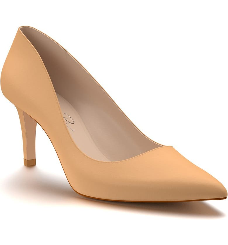 SHOES OF PREY Pointy Toe Pump, Main, color, 250