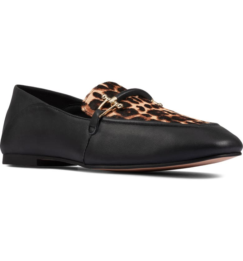 CLARKS<SUP>®</SUP> Pure2 Loafer, Main, color, LEOPARD PRINT SUEDE