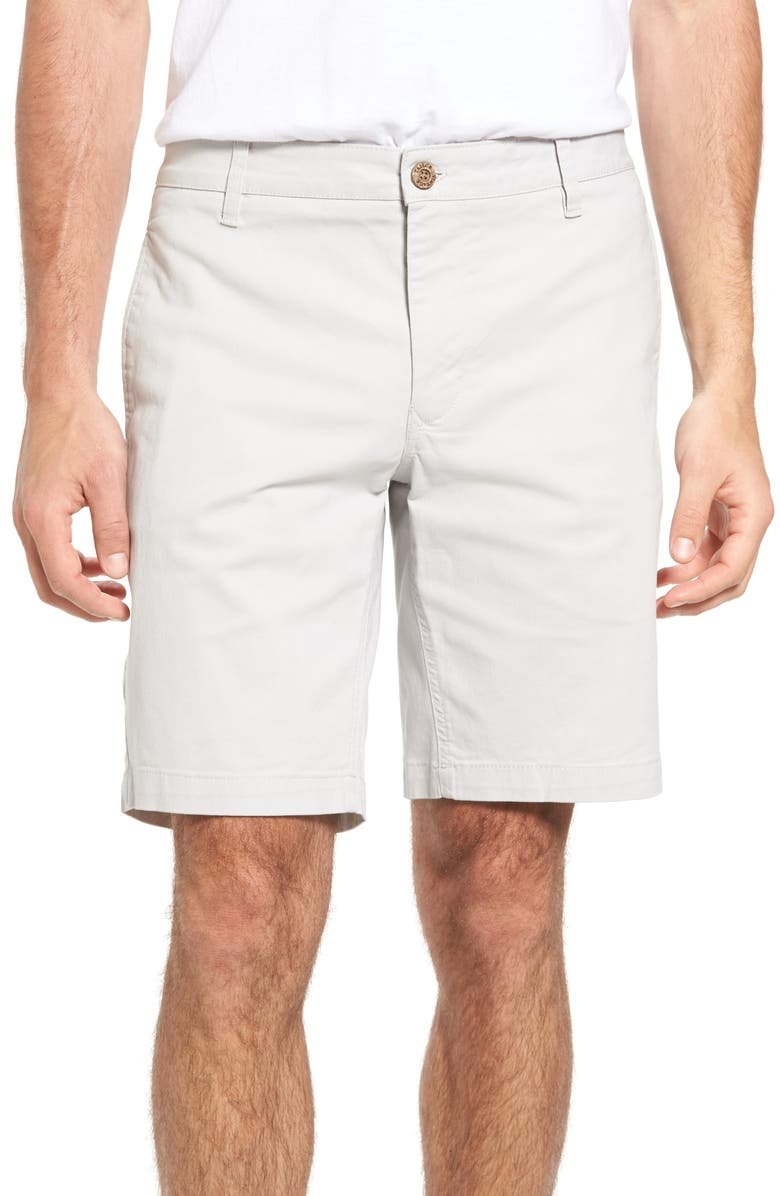 TAILOR VINTAGE Stretch Twill Walking Shorts, Main, color, 050