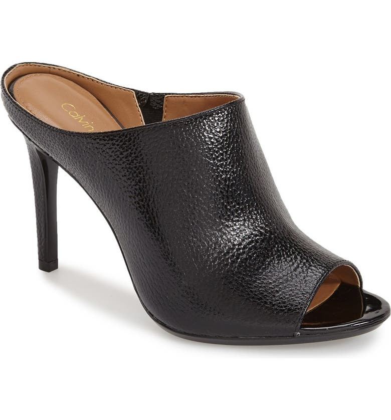 CALVIN KLEIN 'Nariss' Mule, Main, color, 001