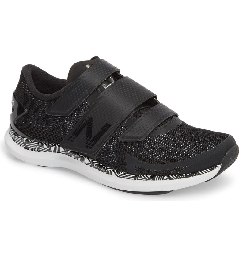 NEW BALANCE Spin 09 Cycling Shoe, Main, color, 001