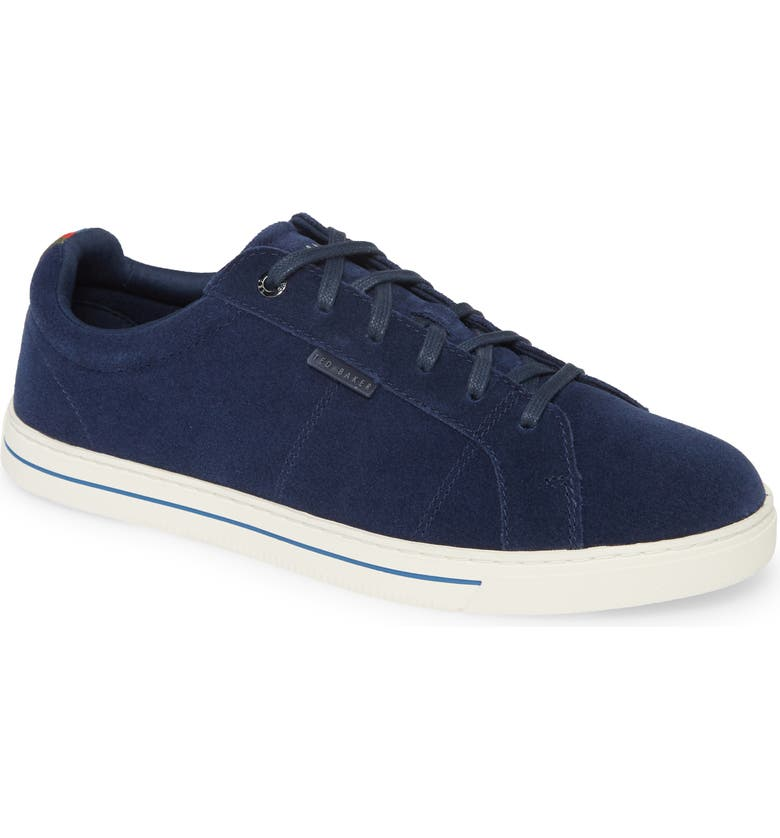 TED BAKER LONDON Eppand Sneaker, Main, color, NAVY