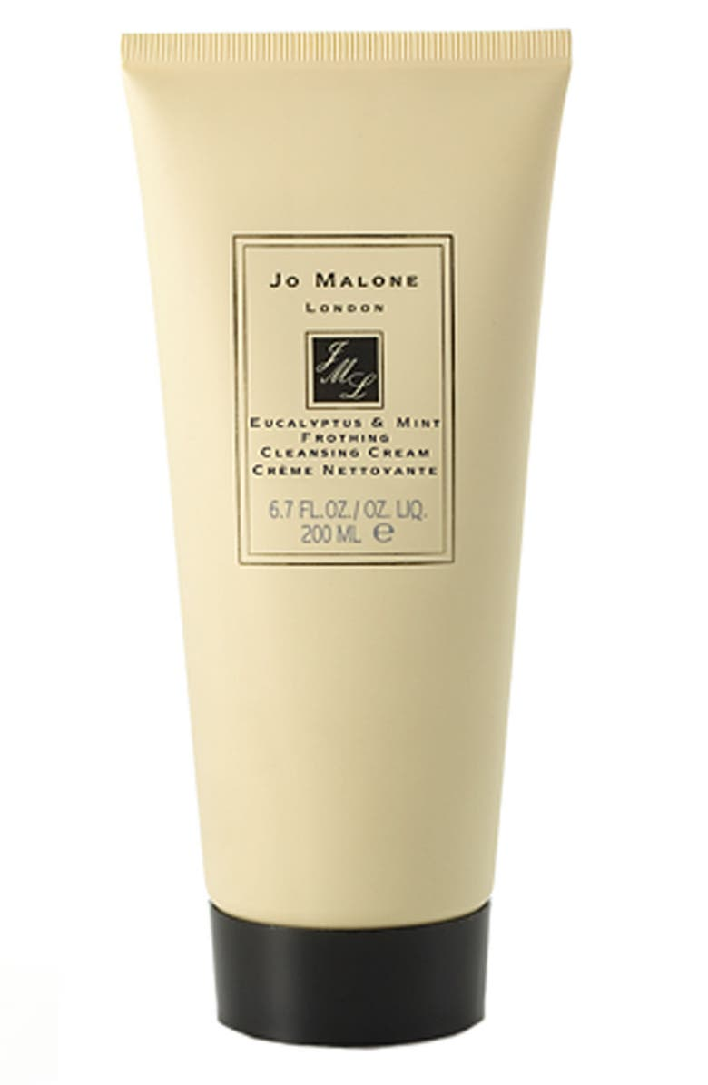 JO MALONE LONDON<SUP>™</SUP> Jo Malone Eucalyptus & Mint Frothing Cleansing Cream, Main, color, No Color