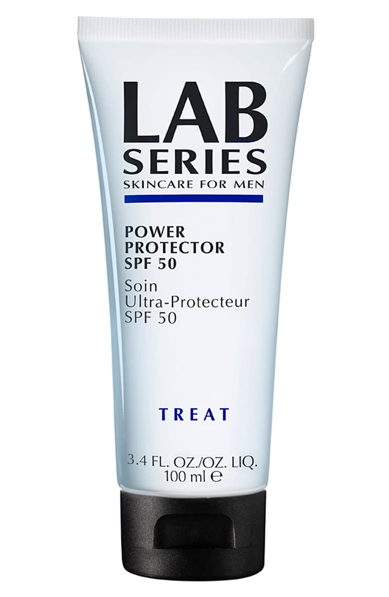 LAB SERIES SKINCARE FOR MEN 'Power Protector' Broad Spectrum SPF 50, Main, color, 000