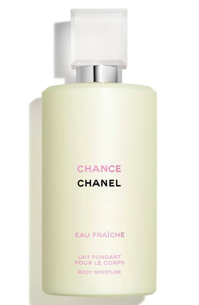 CHANEL CHANCE EAU FRAÎCHE Body Moisture, Main, color, 000