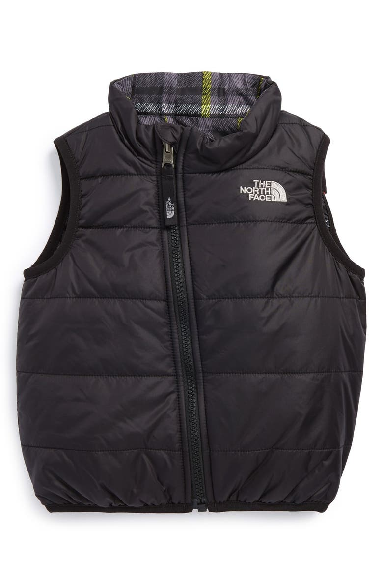 THE NORTH FACE 'Perrito' Water Resistant Reversible Vest, Main, color, 001