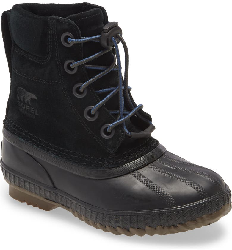 SOREL Cheyanne<sup>™</sup> II Waterproof Boot, Main, color, BLACK