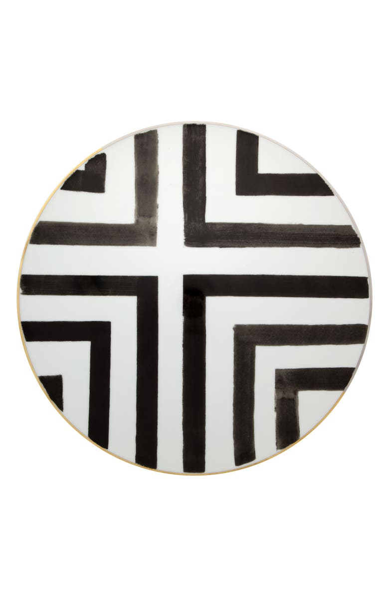 CHRISTIAN LACROIX Sol y Sombra Charger Plate, Main, color, 001