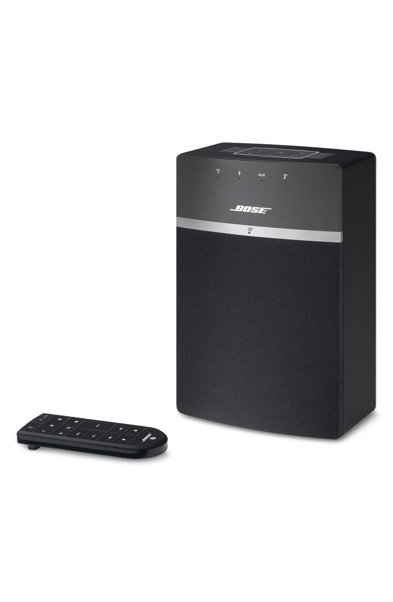 BOSE<SUP>®</SUP> SoundTouch<sup>®</sup> 10 Wireless Music System, Main, color, 001