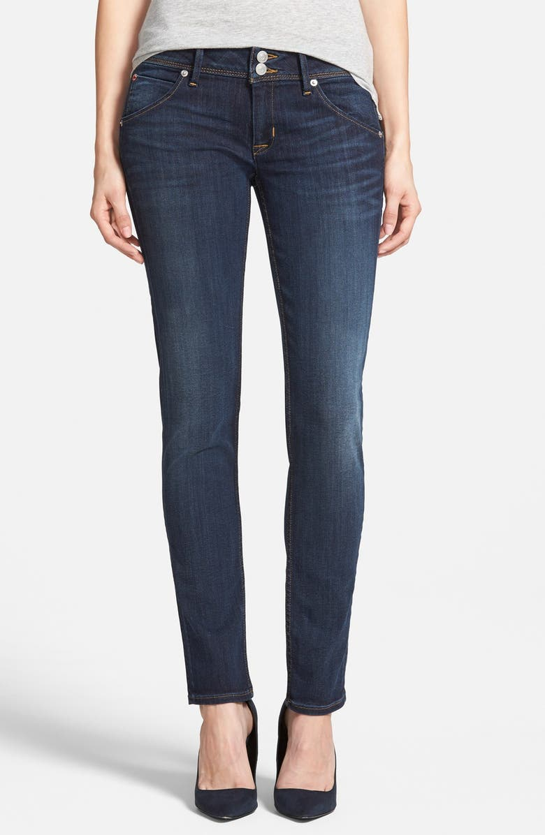 HUDSON JEANS 'Collin' Skinny Jeans, Main, color, SNAP DRAGON