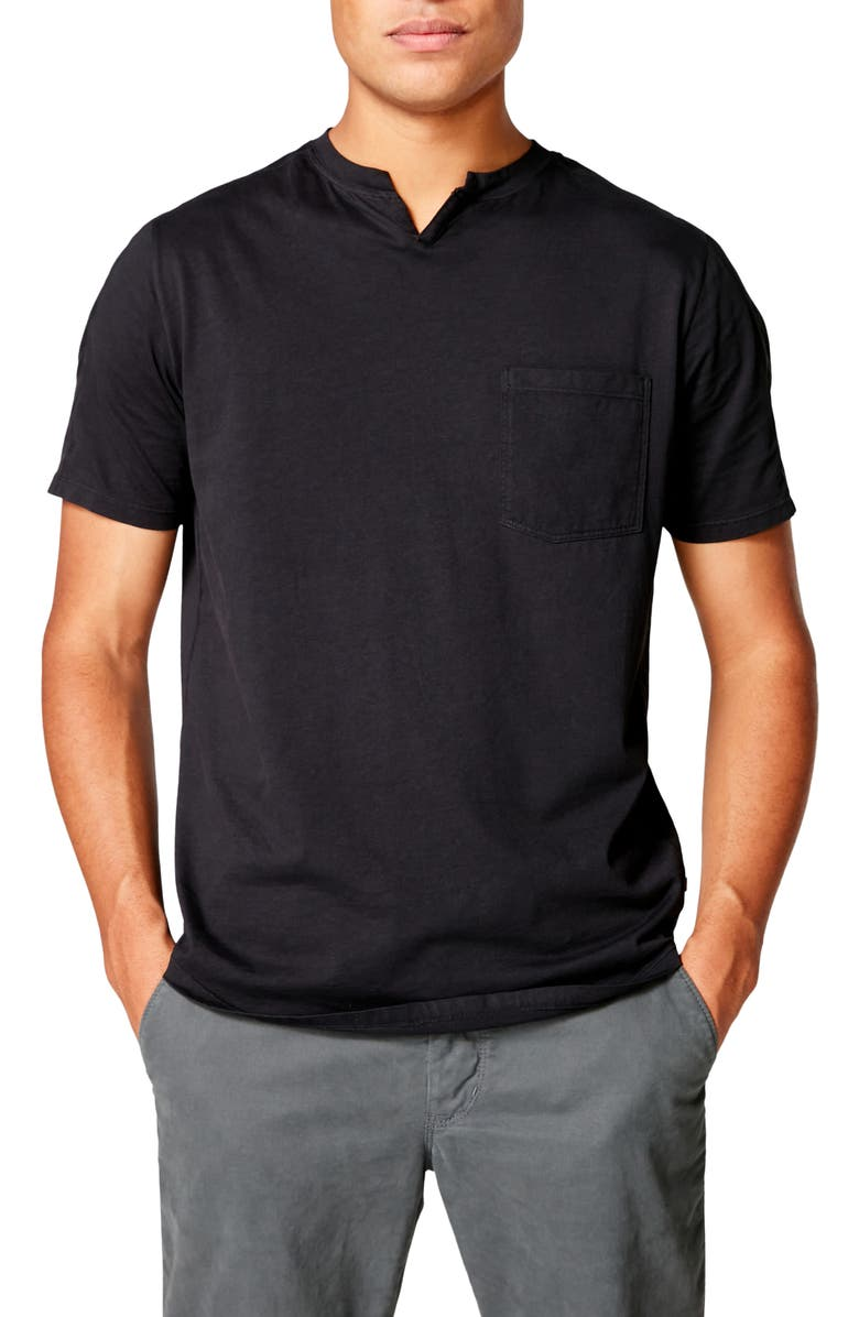 GOOD MAN BRAND Premium Cotton T-Shirt, Main, color, BLACK