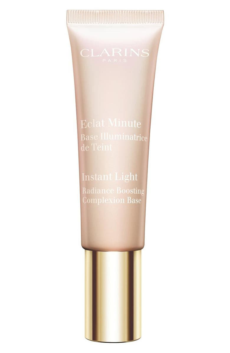 CLARINS Instant Light Radiance Boosting Complexion Base, Main, color, 650