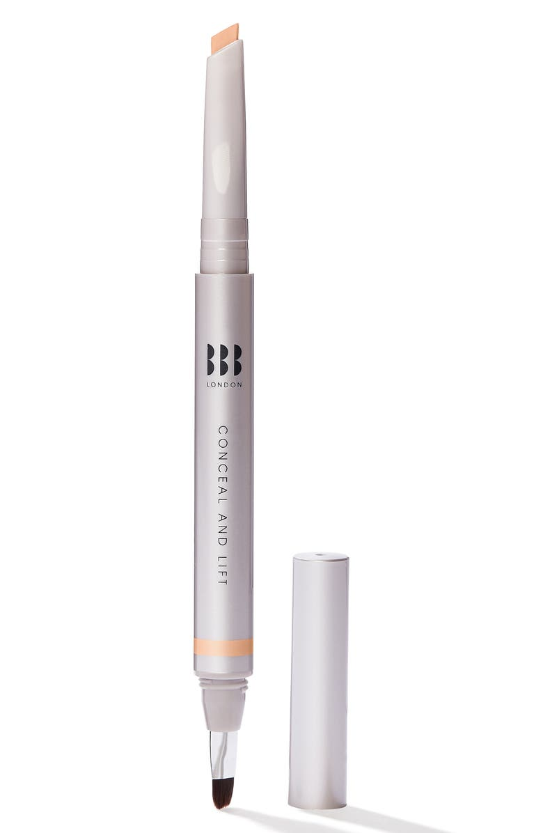 BBB LONDON Conceal and Brow Lift Matte Eyebrow Corrector, Main, color, 200
