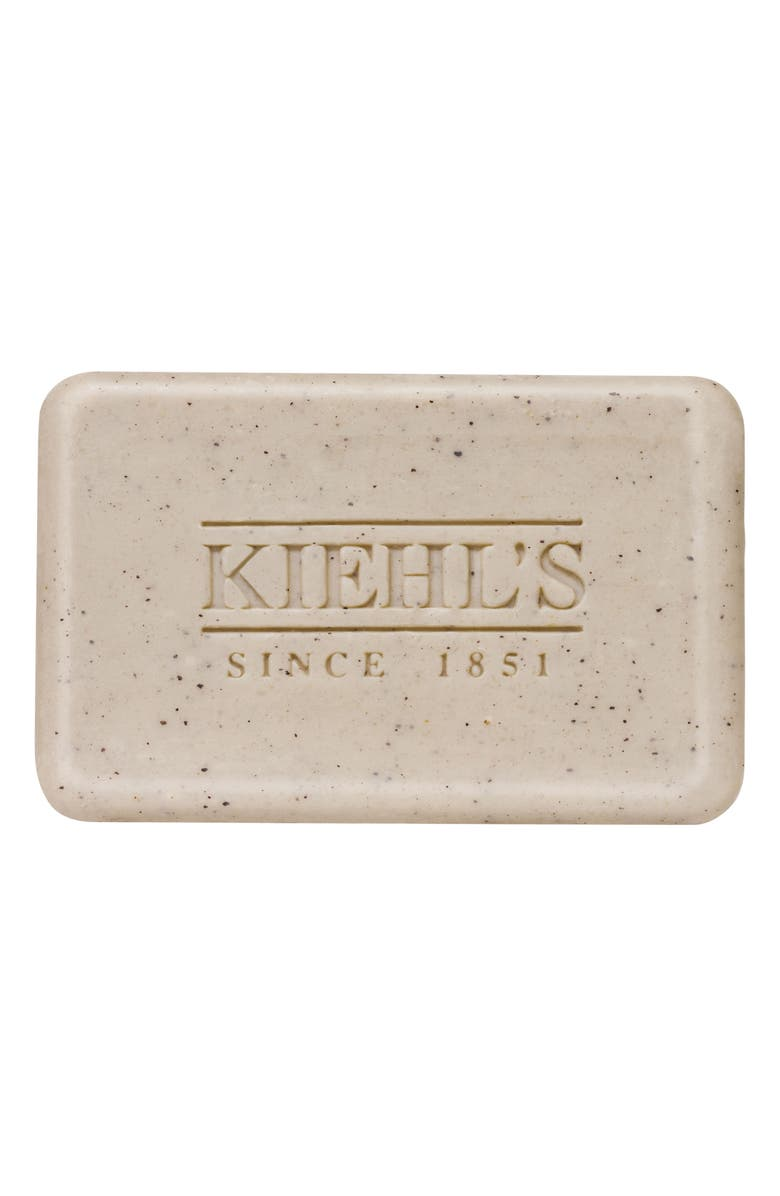 KIEHL'S SINCE 1851 Grooming Solutions Bar Soap, Main, color, NO COLOR