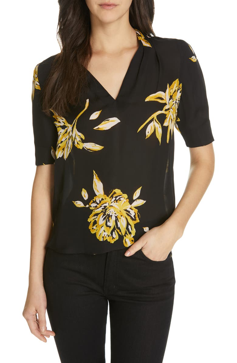 JOIE Ance Silk Top, Main, color, 001