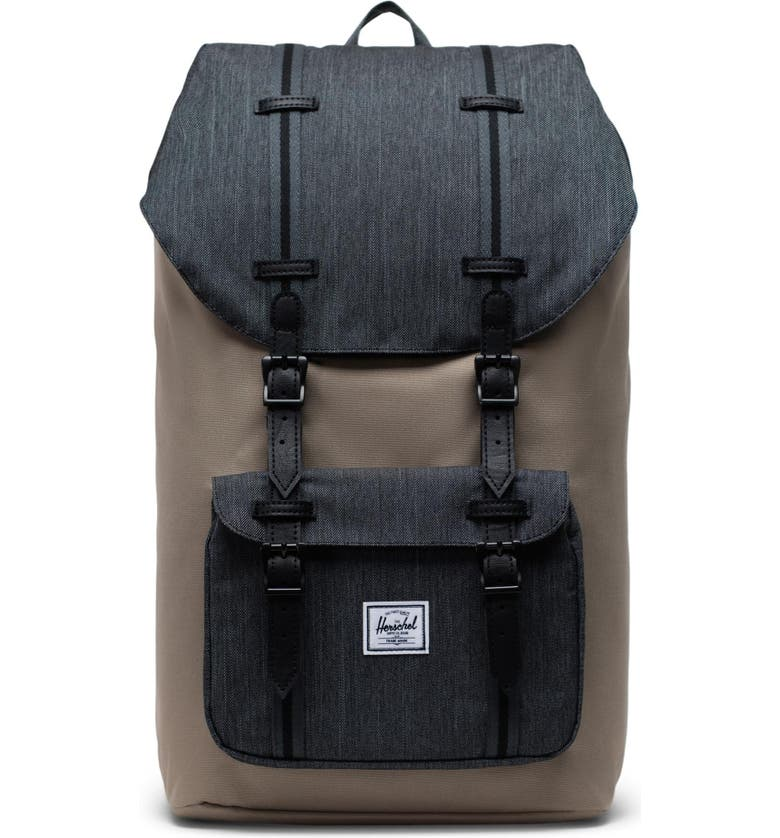 HERSCHEL SUPPLY CO. Little America Backpack, Main, color, 010