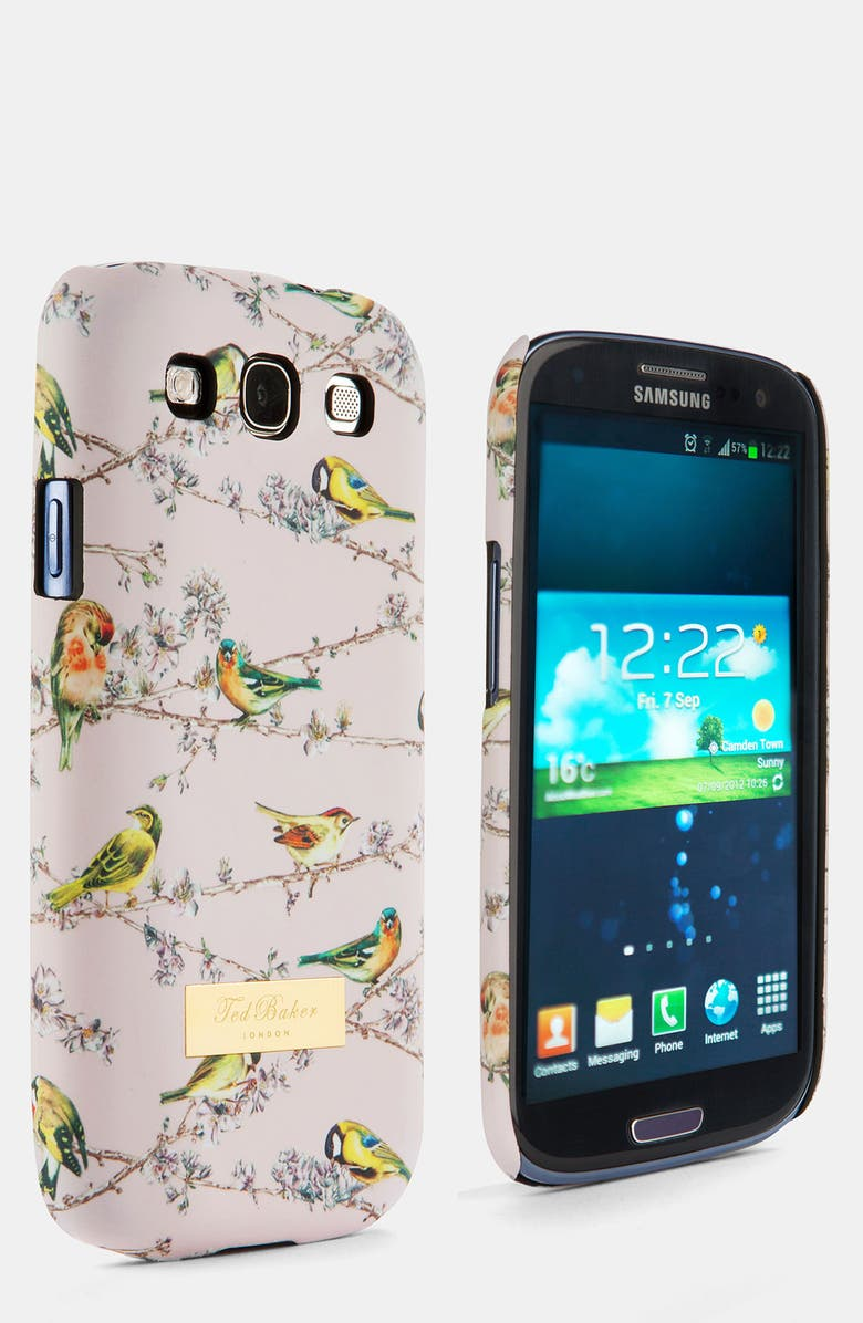 TED BAKER LONDON 'Birdie Branch' Samsung Galaxy S<sup>®</sup> III Cover, Main, color, 650