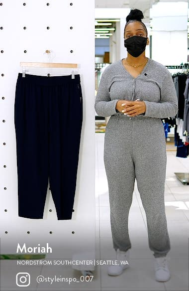 Pull-On Ankle Pants, sales video thumbnail