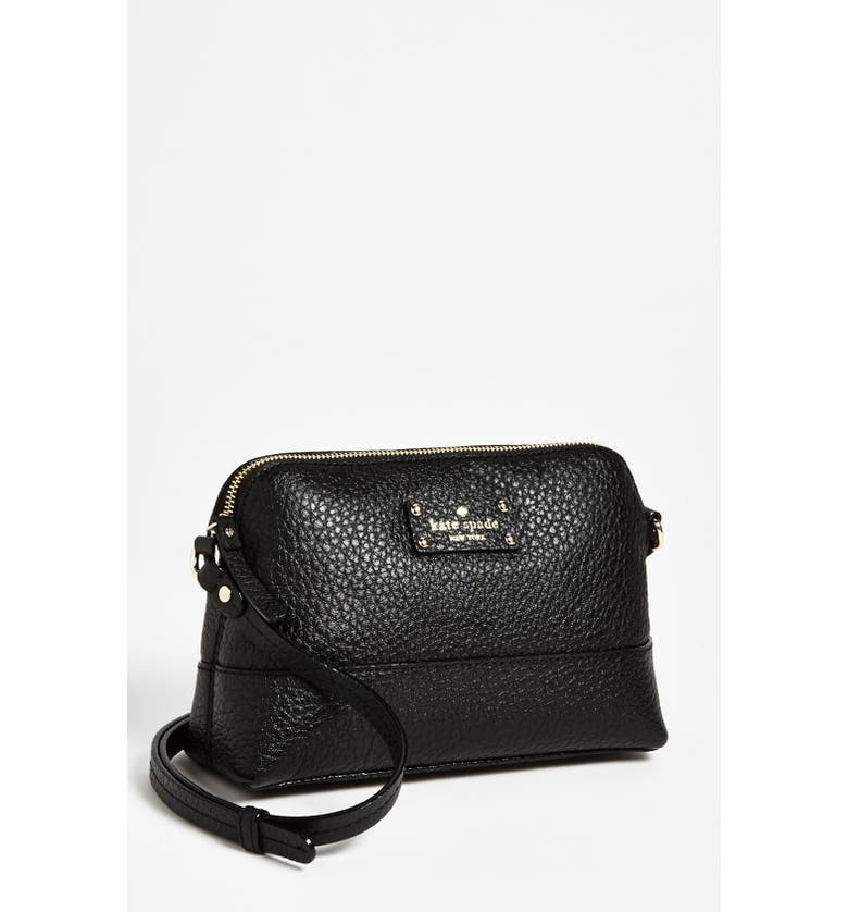 KATE SPADE NEW YORK 'grove court - mandy' crossbody bag, small, Main, color, 001