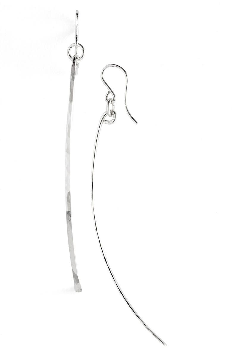 NASHELLE Ija Twig Drop Earrings, Main, color, 040
