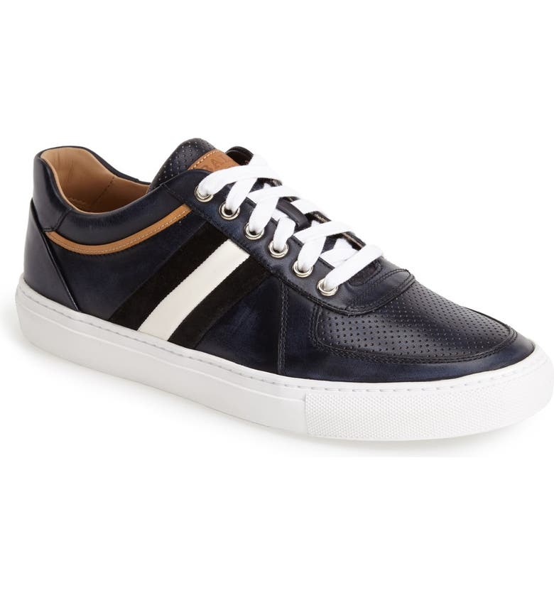 BALLY 'Heider' Leather Sneaker, Main, color, 450