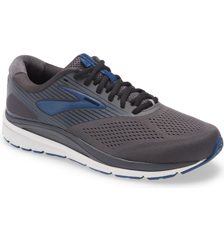 BROOKS Addiction 14 Running Shoe, Main, color, BLACKENED PEARL