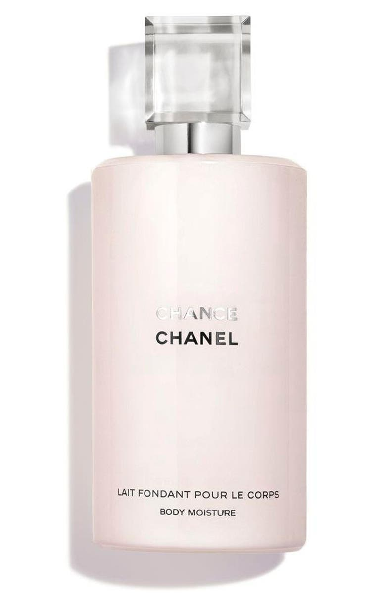 CHANEL CHANCE Body Moisture Lotion, Main, color, 000