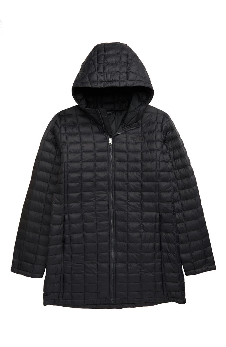 THE NORTH FACE Kids' ThermoBall<sup>™</sup> Eco Parka, Main, color, ASPHALT GREY