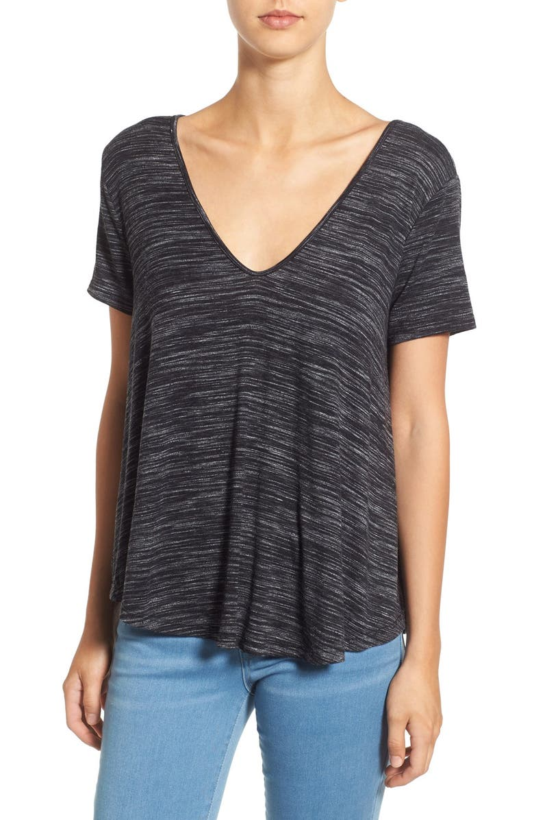 --- Strappy Back Tee, Main, color, 010