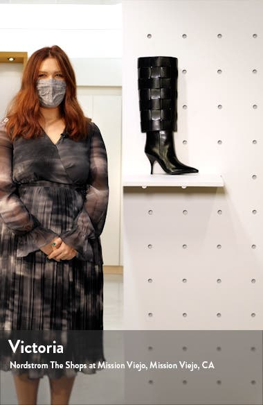 Skelter Knee High Boot, sales video thumbnail