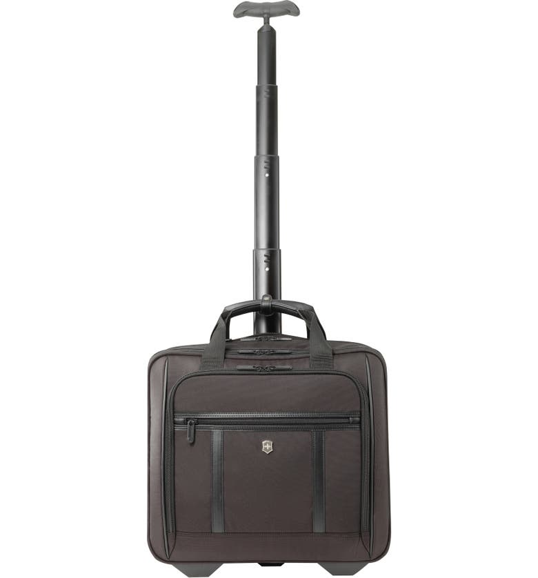 VICTORINOX SWISS ARMY<SUP>®</SUP> Werks Pro 2.0 Wheeled Briefcase, Main, color, 001