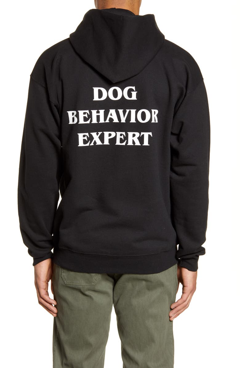 DOG BEHAVIOR EXPERT Hoodie, Main, color, 001