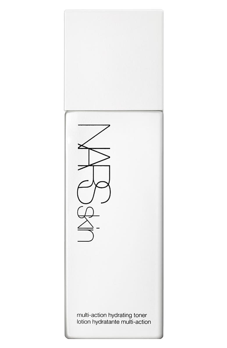 NARS Multi-Action Hydrating Toner, Main, color, No Color