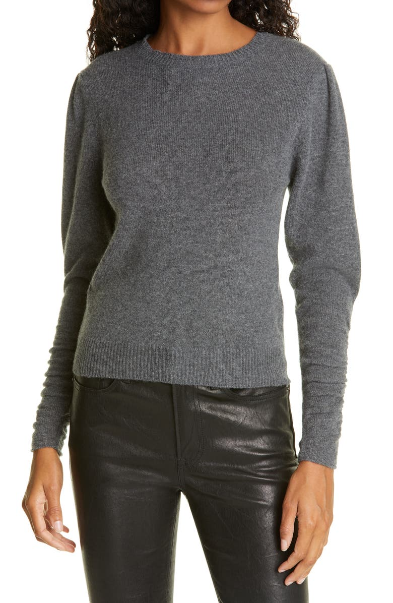 FRAME Gabby Cashmere Blend Sweater, Main, color, 060