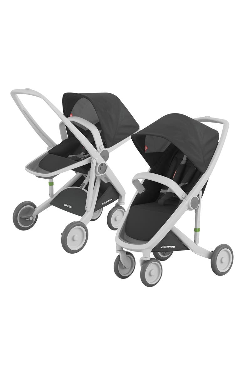 GREENTOM 2-in-1 Stroller with Reversible & Classic Seat Options, Main, color, 002