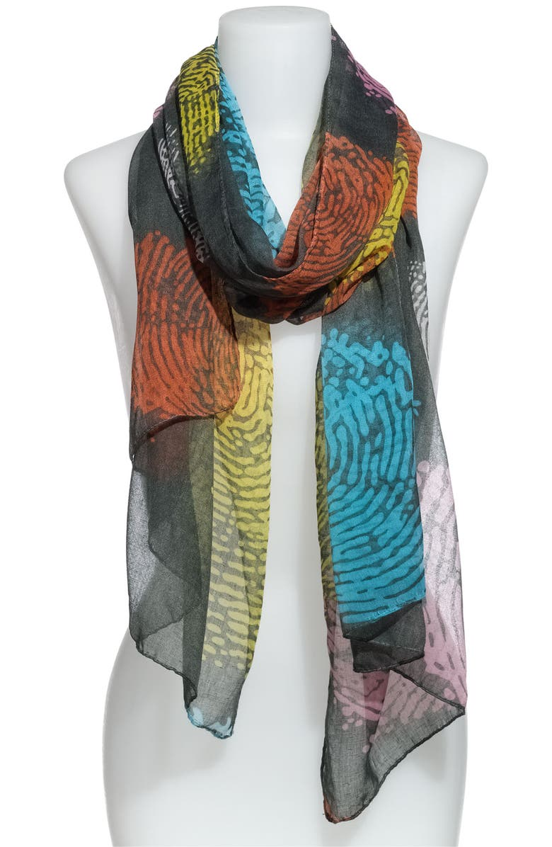 FRENCHI <sup>®</sup> Scarf, Main, color, Grey