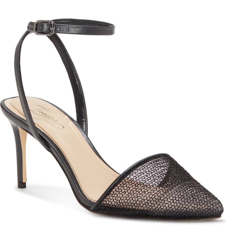 IMAGINE BY VINCE CAMUTO Imagine Vince Camuto Maive Mesh Pointy Toe Pump, Main, color, 001