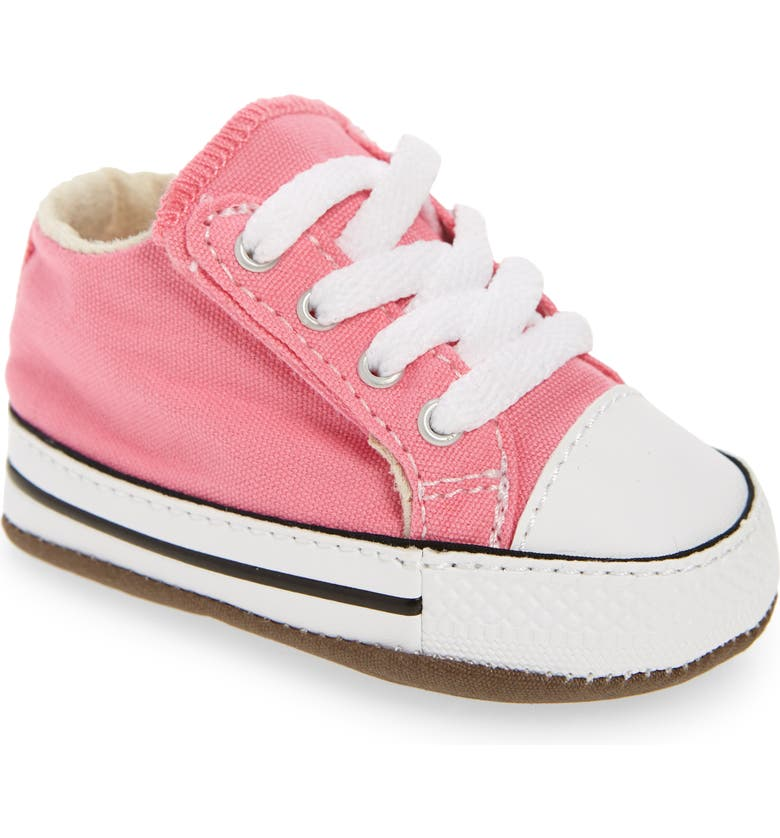 CONVERSE Chuck Taylor<sup>®</sup> All Star<sup>®</sup> Cribster Canvas Crib Shoe, Main, color, 650