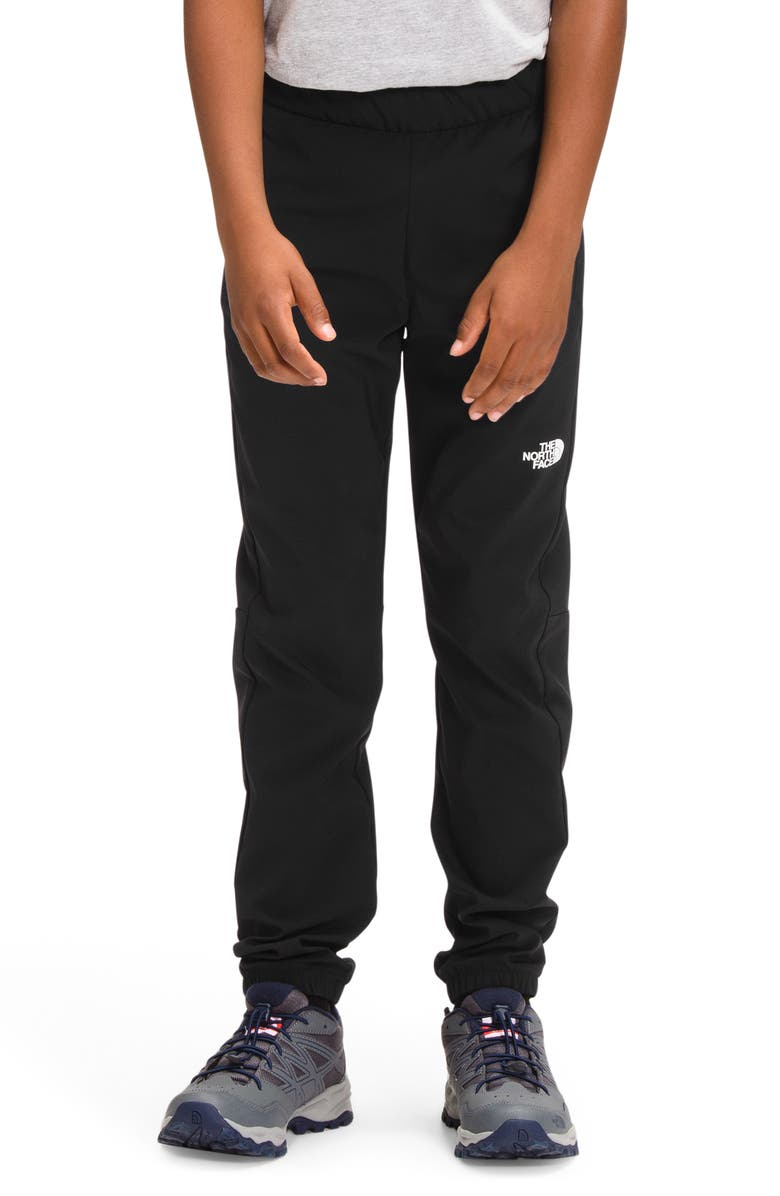 THE NORTH FACE Kids' On Mountain Pants, Main, color, BLACK