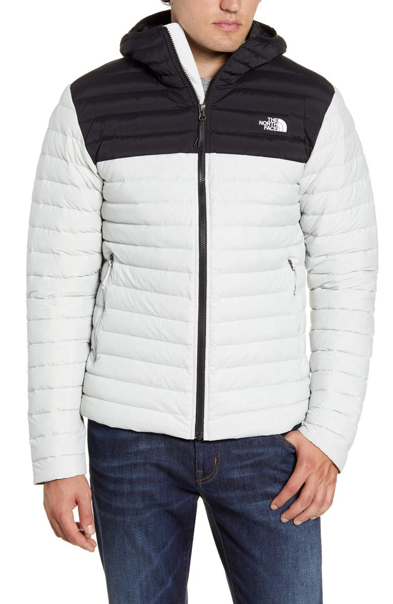 THE NORTH FACE Packable 700 Fill Power Down Hooded Jacket, Main, color, 030