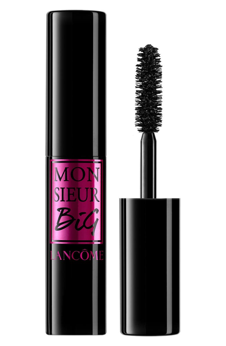 LANCÔME Monsieur Big Mascara Mini, Main, color, NO COLOR