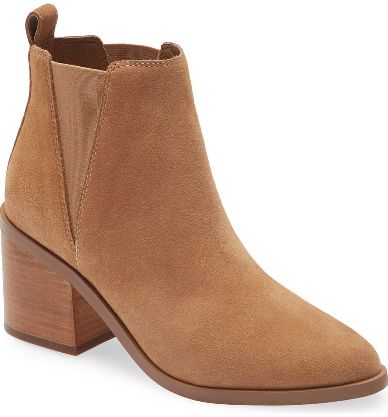 BP. Brenna Bootie, Main, color, CHESTNUT