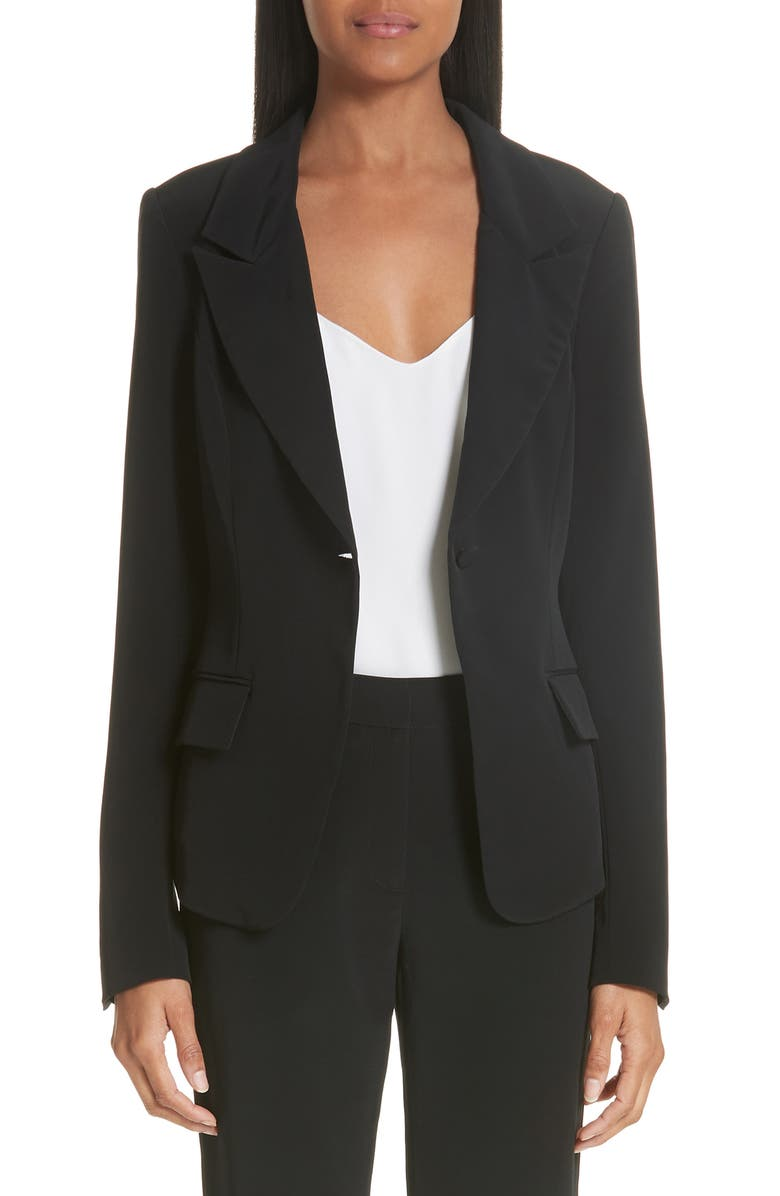 CO Essentials Suiting Jacket, Main, color, 001