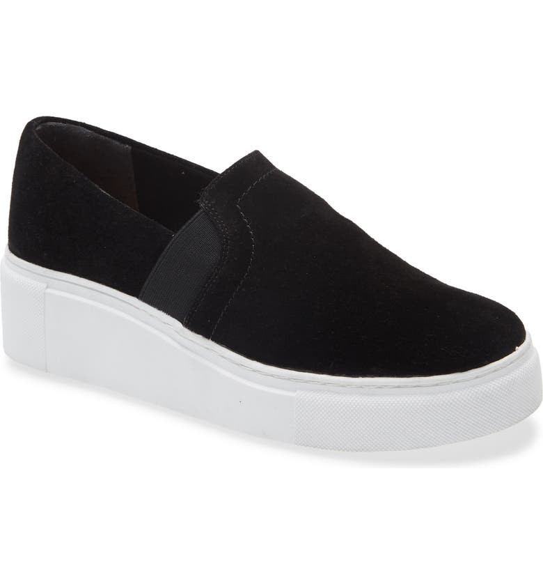 CASLON<SUP>®</SUP> Lindsie Platform Slip-On Sneaker, Main, color, 001