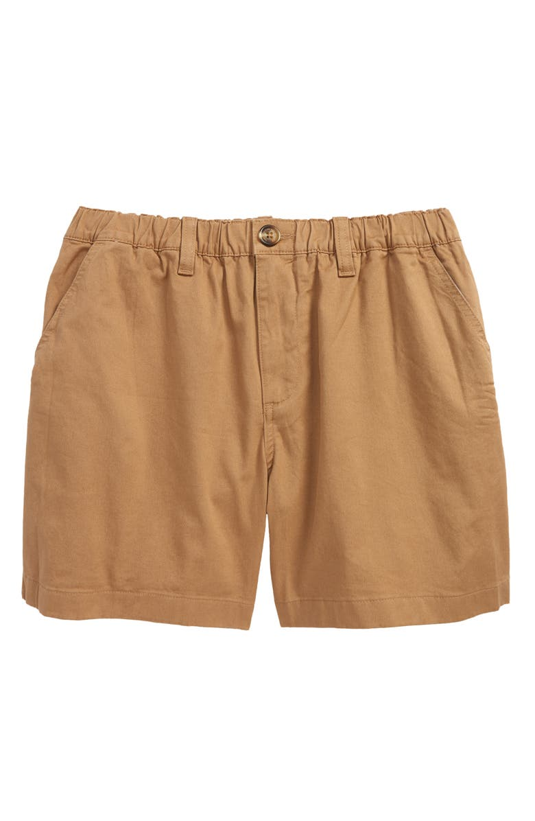 CHUBBIES The Staples 5.5 Shorts, Main, color, MEDIUM BROWN
