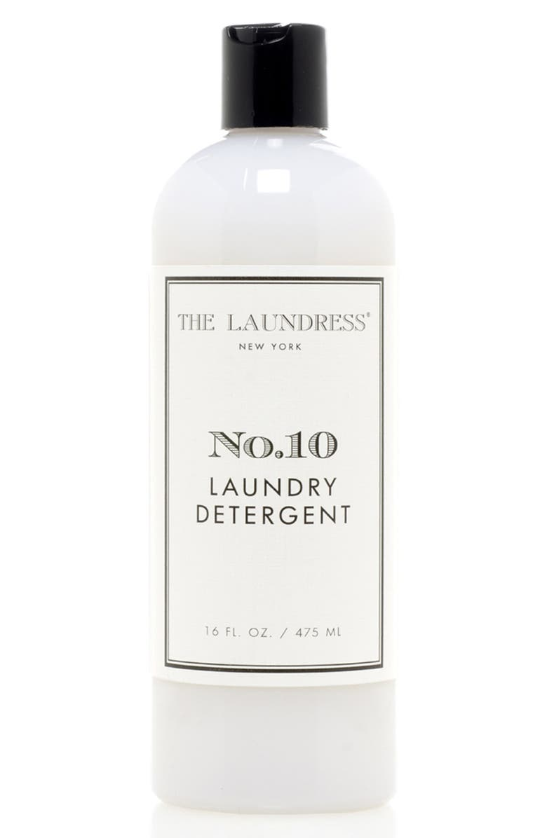 THE LAUNDRESS No.10 Laundry Detergent, Main, color, WHITE